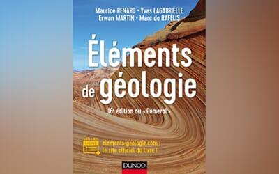 16 juillet 2018 Eléments de Géologie – 16eme édition du « Pomerol »
