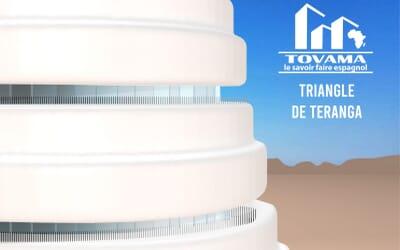 13 Mars 2020 TOVAMA  Trois projets DAKAR-PLATEAU Vidéo
