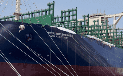 27 apr 2020  New generation of container ships